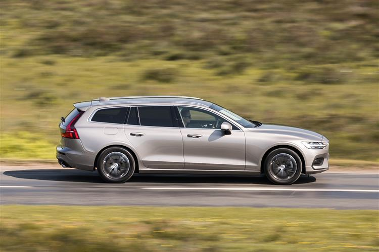 Volvo New V60 D3 Momentum Including Metallic Paint image 5 thumbnail