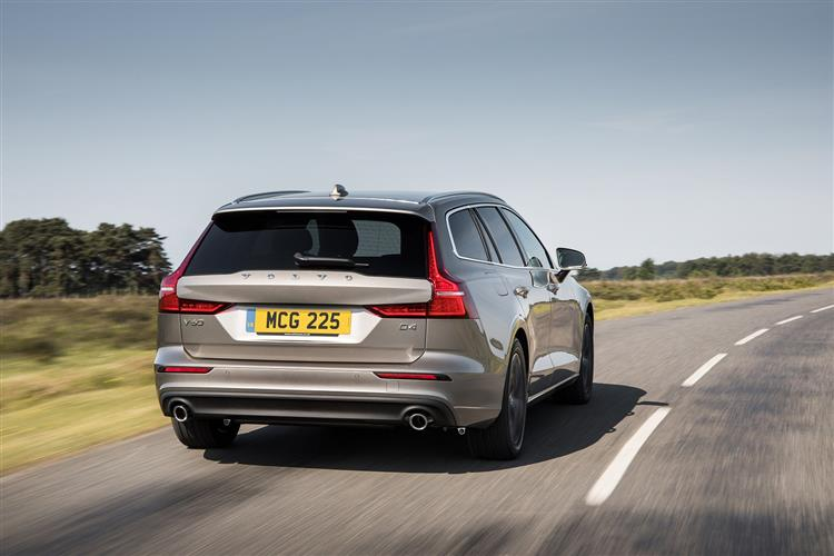 Volvo New V60 D3 Momentum Including Metallic Paint image 6 thumbnail