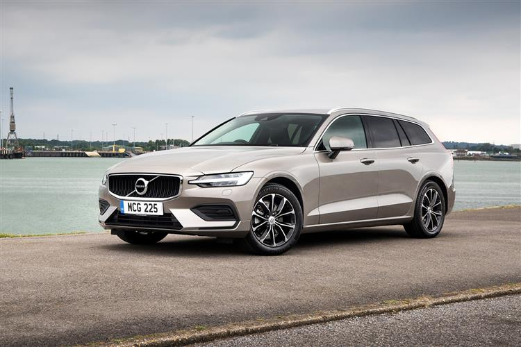 Volvo New V60 D3 Momentum Including Metallic Paint image 8 thumbnail