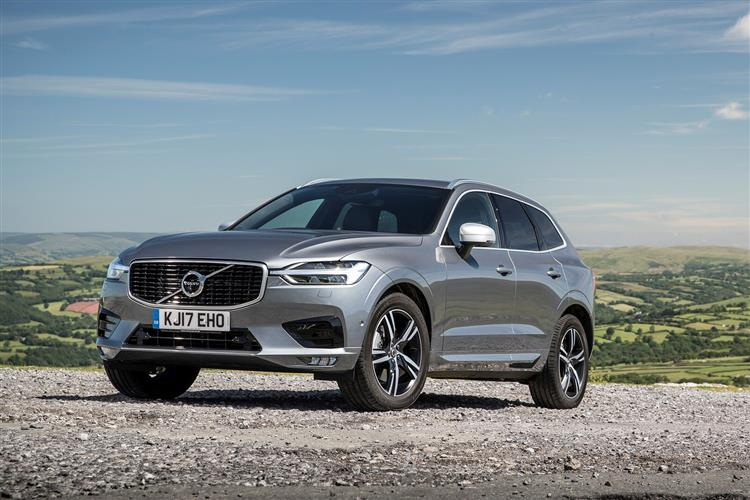 Volvo XC60 D4 Momentum Including Metallic Paint image 7 thumbnail