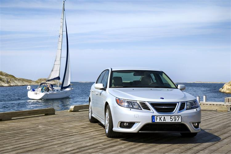 New Saab 9-3 Sport Saloon (2002-2012) review