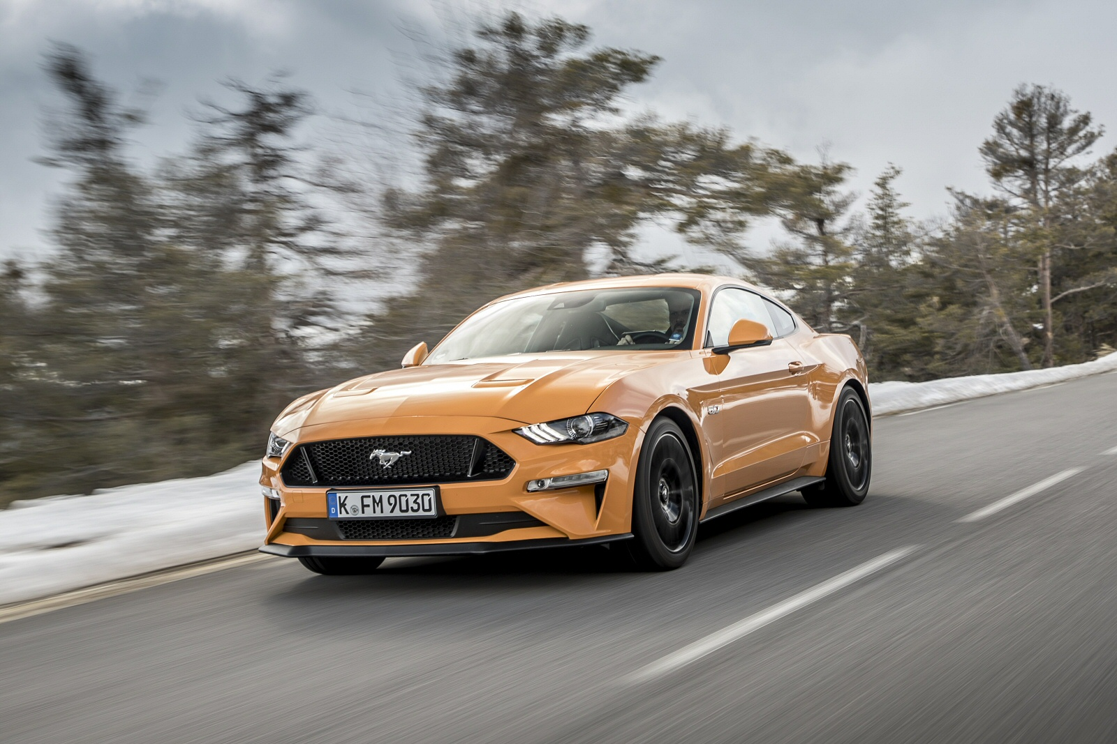 Ford Mustang Pcp
