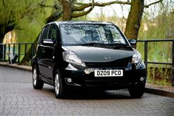 New Daihatsu Sirion range (2005 - 2010) review