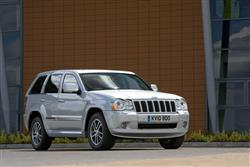 New Jeep Grand Cherokee (2005 - 2011) review