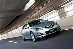 New Mazda6 (2010 - 2012) review