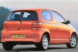 New Toyota Yaris (1999 - 2006) review