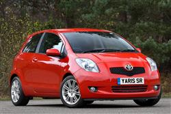 New Toyota Yaris (2005 - 2009) review