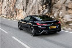 New BMW 8 Series Coupe review