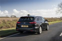 New Kia Ceed Sportswagon review