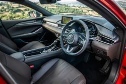 New Mazda6 review