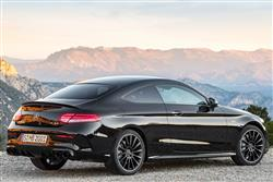 New Mercedes-Benz C-Class Coupe review