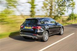 New Mercedes-Benz GLC review