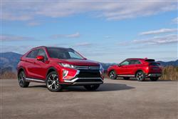 New Mitsubishi Eclipse Cross review