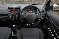 New Mitsubishi Mirage review