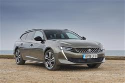 New Peugeot 508 SW review