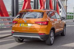 New SEAT Ateca review