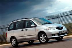 New Mazda MPV (1999 - 2007) review