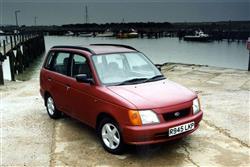 New Daihatsu GrandMove (1997 - 2001) review