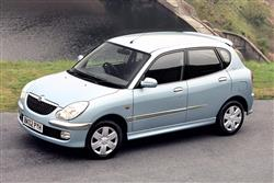 New Daihatsu Sirion (1998 - 2005) review
