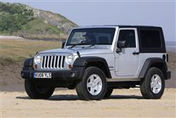New Jeep Wrangler 'JK' (2007-2018) review