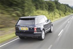 New Land Rover Range Rover (2013 - 2017) review