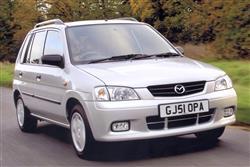 New Mazda Demio (1998 - 2003) review