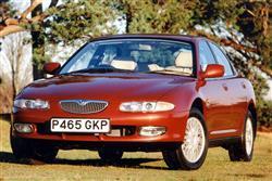 New Mazda Xedos 6 (1992 - 1999) review