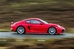 New Porsche Cayman '981 Series' (2012-2016) review