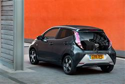 New Toyota Aygo (2014 - 2018) review
