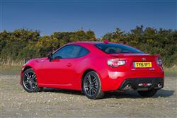New Toyota GT86 (2013 - 2016) review
