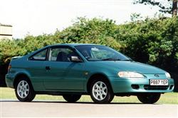New Toyota Paseo (1996 - 1999) review