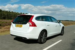 New Volvo V60 (2014 - 2017) review