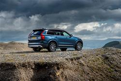 New Volvo XC90 B5 review