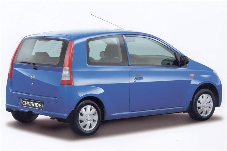 New Daihatsu Charade (2003-2009) review