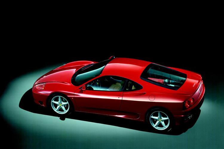 New Ferrari 360 (1999 - 2006) review