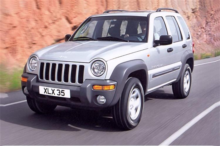 New Jeep Cherokee (2001 - 2008) review