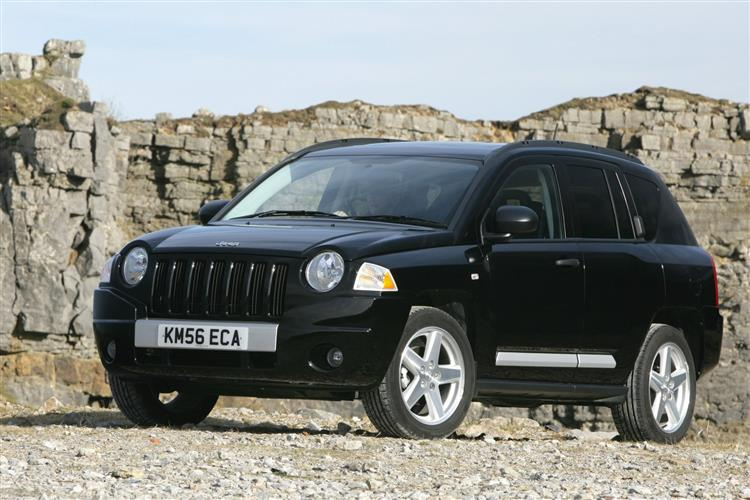 New Jeep Compass (2007 - 2010) review