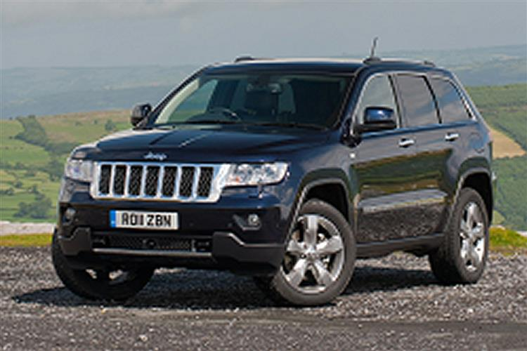 New Jeep Grand Cherokee (2011 - 2013) review