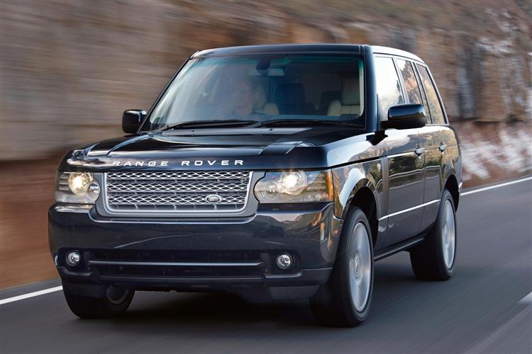 New Land Rover Range Rover MKIII (2010 - 2012) review