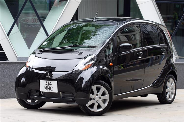 New Mitsubishi i (2007 - 2009) review