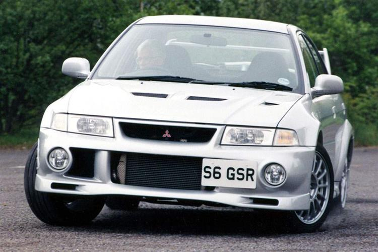 New Mitsubishi Lancer Evo VI (1998 - 2001) review