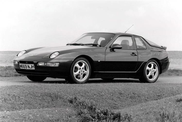 New Porsche 968 (1992 - 1995) review