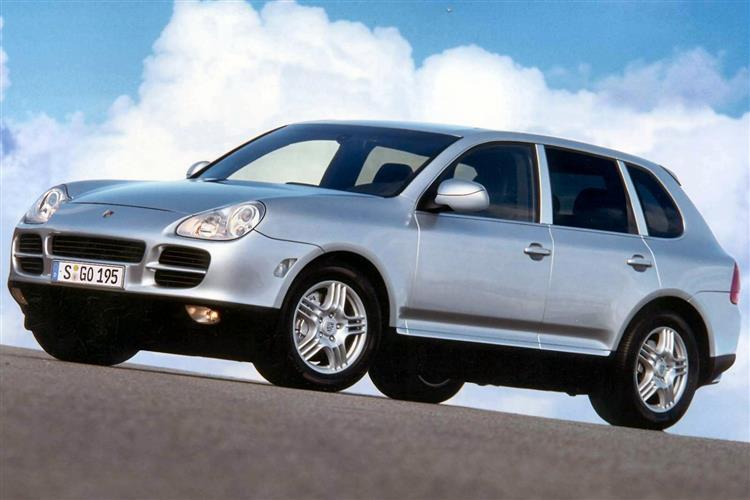 New Porsche Cayenne (2002 - 2006) review