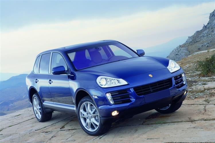 New Porsche Cayenne (2007 - 2010) review