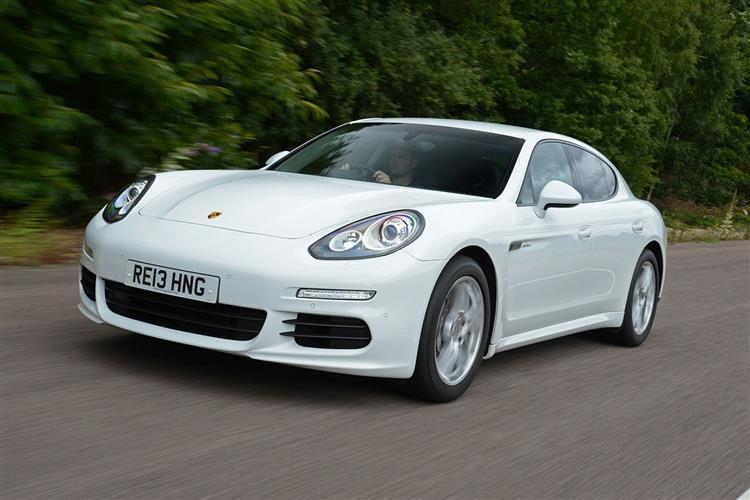 New Porsche Panamera (2009 - 2013) review
