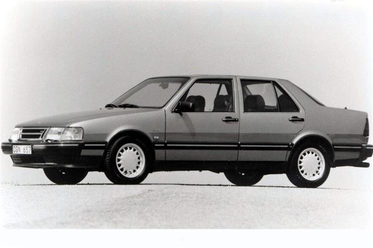 New Saab 9000 (1985 - 1998) review