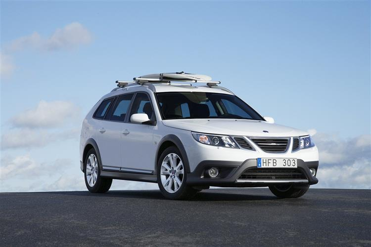 New Saab 9-3X (2009 - 2011) review
