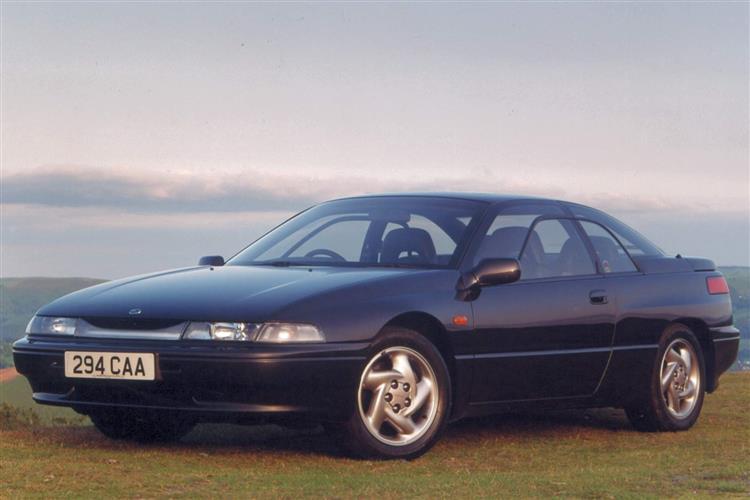 New Subaru SVX (1992 - 1996) review