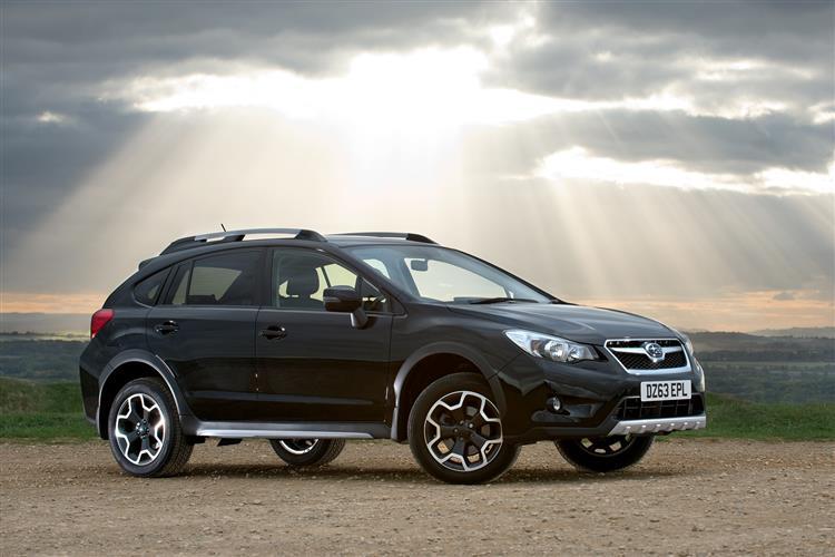 New Subaru XV (2013 - 2015) review