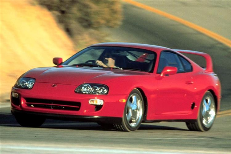 New Toyota Supra (1993 - 1996) review